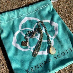 Kendra Scott long pendant